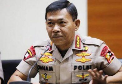 Kapolri Tegaskan Anggota Polisi Terlibat Narkoba Harus Hukuman Mati