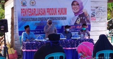 Legislator Provinsi Sulsel Sosialisasi Perda Di Luwu