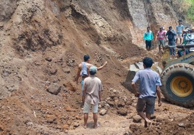 Tanah Longsor Potensi Terjadi Di Wilayah Indonesia