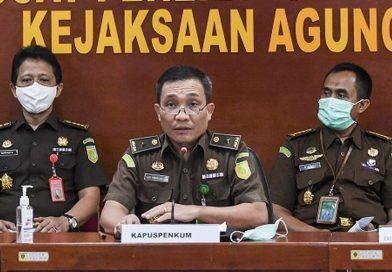 Kejagung Bersama Kejari Bandung Menahan DPO Korupsi