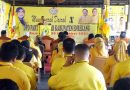 DPD II Partai Golkar Enrekang Gelar Musda, MB Dapat Diskresi Ketua Umum